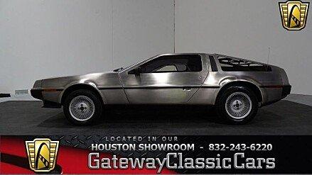 1981 DeLorean DMC-12 for sale 100964602