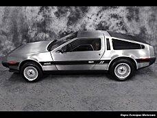 1981 DeLorean DMC-12 for sale 101013411