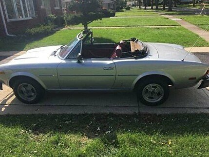 1981 FIAT 2000 Spider for sale 100869098