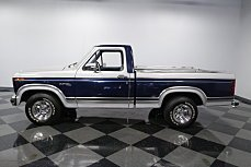 1981 Ford F100 2WD Regular Cab for sale 100922622