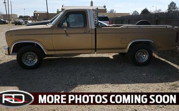 1981 Ford F150 2WD Regular Cab for sale 100942160