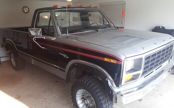 1981 Ford F250 4x4 Regular Cab for sale 100832444