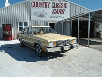 1981 Ford Fairmont for sale 100748463
