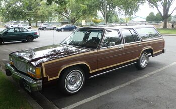 1981 Ford LTD Country Squire Wagon for sale 100895099