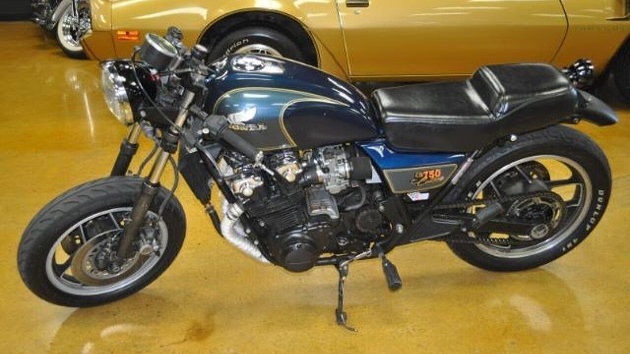 1981 Honda CB750 for sale 200327224