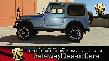 1981 Jeep CJ 7 for sale 100965649