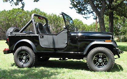1981 Jeep CJ 7 for sale 100847799