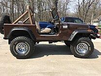 1981 Jeep CJ 7 for sale 101014945