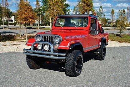 1981 Jeep Scrambler for sale 100863358