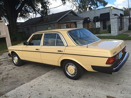 Mercedes benz 240d classics for sale classics on autotrader for Mercedes benz 240 d