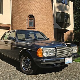 1981 Mercedes-Benz 300D for sale 100752264