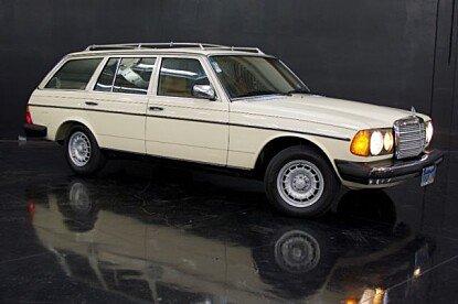 1981 Mercedes-Benz 300TD for sale 100900363