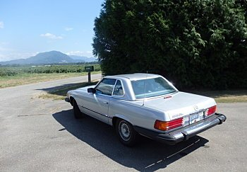 1981 Mercedes-Benz 380SL for sale 100898459
