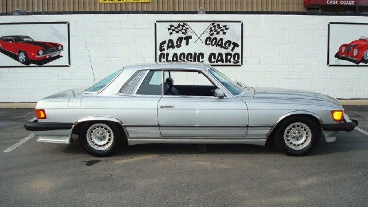 1981 Mercedes-Benz 380SL for sale near Lillington, North Carolina ...