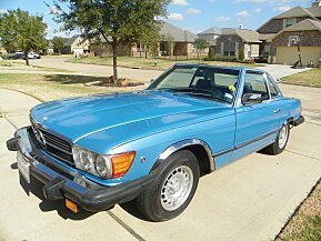 1981 Mercedes-Benz 380SL for sale 100786678