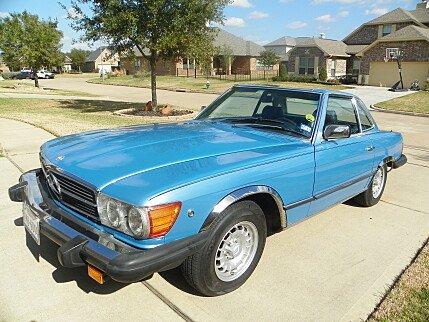 1981 Mercedes-Benz 380SL for sale 100786678