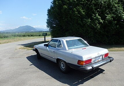 1981 Mercedes-Benz 380SL for sale 100898459