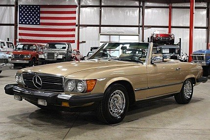 1981 Mercedes-Benz 380SL for sale 100979317