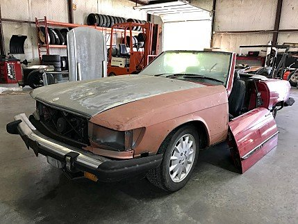1981 Mercedes-Benz 380SL for sale 101005733