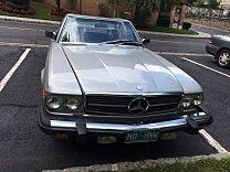 1981 Mercedes-Benz 380SL for sale 101025403