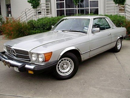 1981 Mercedes-Benz 380SLC for sale 100827427