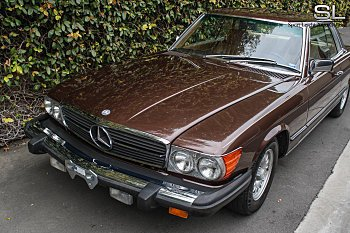 1981 Mercedes-Benz 380SLC for sale 100969477