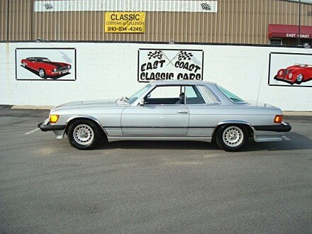 1981 Mercedes-Benz 380SLC for sale 100736098