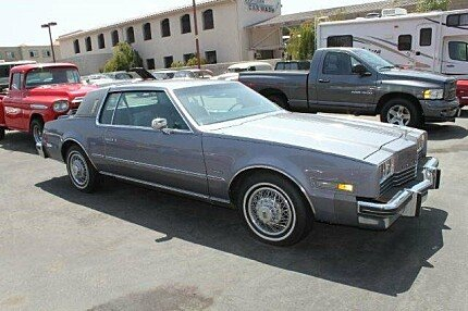 1981 Oldsmobile Toronado Brougham for sale 100724471
