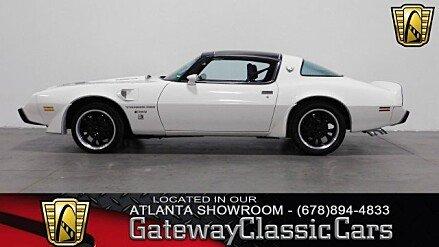 1981 Pontiac Firebird Trans Am Turbo Special for sale 100921019