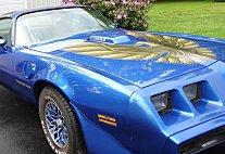 1981 Pontiac Firebird Trans Am for sale 100994873