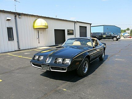 1981 Pontiac Firebird Esprit for sale 101022921