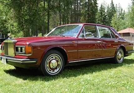 1981 Rolls-Royce Silver Spirit for sale 100793480