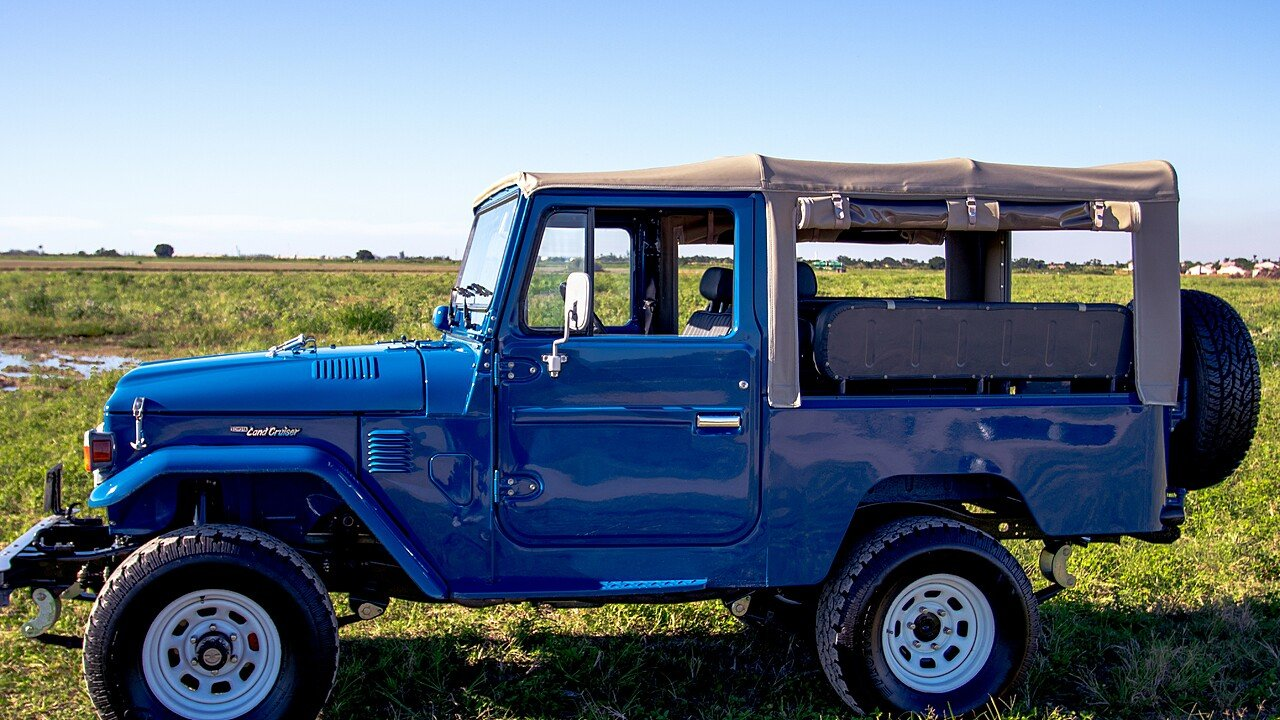 1981 Toyota Land Cruiser for sale 100929521