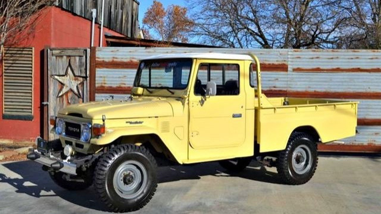 1981 Toyota Land Cruiser for sale 101008049