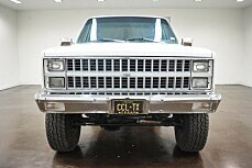 1981 chevrolet C/K Truck 2WD Regular Cab 1500 for sale 101028423