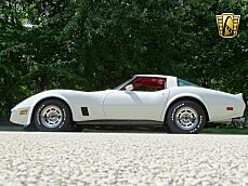 1981 chevrolet Corvette Coupe for sale 100930926
