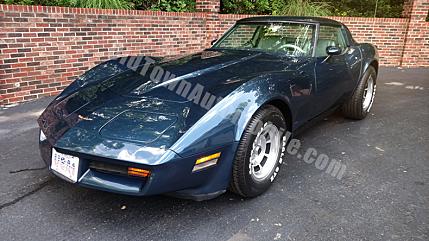 1981 chevrolet Corvette for sale 101001035