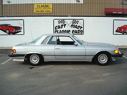 1981 mercedes-benz 380SL for sale 100981470