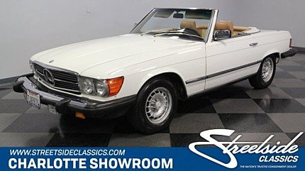 1981 mercedes-benz 380SL for sale 101012607