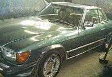 1981 mercedes-benz 380SL for sale 101018144