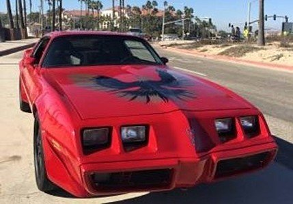 1981 pontiac Firebird Trans Am for sale 100915286