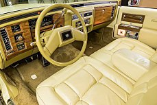 1982 Cadillac Fleetwood Brougham Sedan for sale 100981985