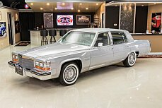 1982 Cadillac Fleetwood Brougham Sedan for sale 100999732