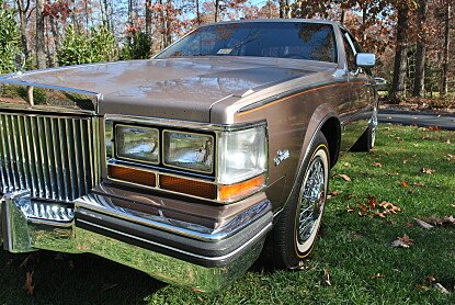 1982 Cadillac Seville Touring for sale 100910357