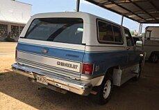 1982 Chevrolet Blazer 4WD for sale 101018857