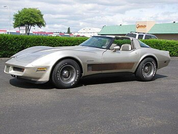1982 Chevrolet Corvette for sale 100773264