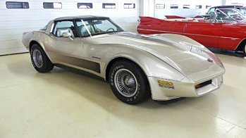 1982 Chevrolet Corvette Coupe for sale 100849609