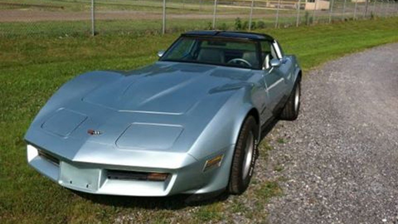1982 Chevrolet Corvette for sale 100833852