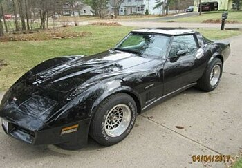 1982 Chevrolet Corvette Coupe for sale 100861040