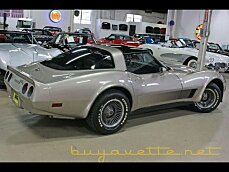 1982 Chevrolet Corvette Coupe for sale 100860166